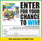 Win the DVD of Disney's