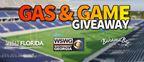 Visit Florida Gas & Game Giveaway 2016