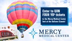 Mercy Medical Center's Balloon Classic Ticket Giveaway