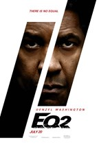 The Equalizer 2 Sweepstakes