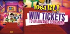 WIN TICKETS TO SEE AN ADVANCE SCREENING OF TEEN TITANS GO! TO THE MOVIES