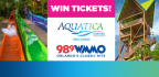 WIN A PAIR OF TICKETS TO AQUATICA!
