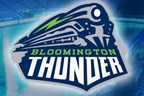 Win two tickets to see the Bloomington Thunder 05/