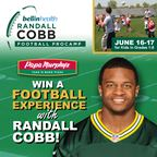 The Randall Cobb Football ProCamp Experience