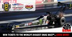 NHRA Burnout Zone Tickets - 8/1