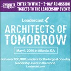 Win tickets to Leadercast
