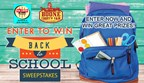 The Back to School Sweepstakes