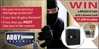 Win a $1200 security upgrade!