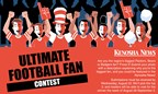 Football Biggest Fan Contest