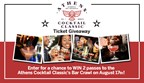 Athens Cocktail Classic Ticket Giveaway