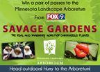 Minnesota Landscape Arboretum Ticket Giveaway