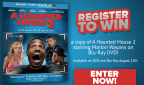 Haunted House 2 DVD Giveaway