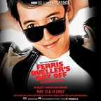 WIN TICKETS TO SEE FERRIS BUELLER ON THE BIG SCREE