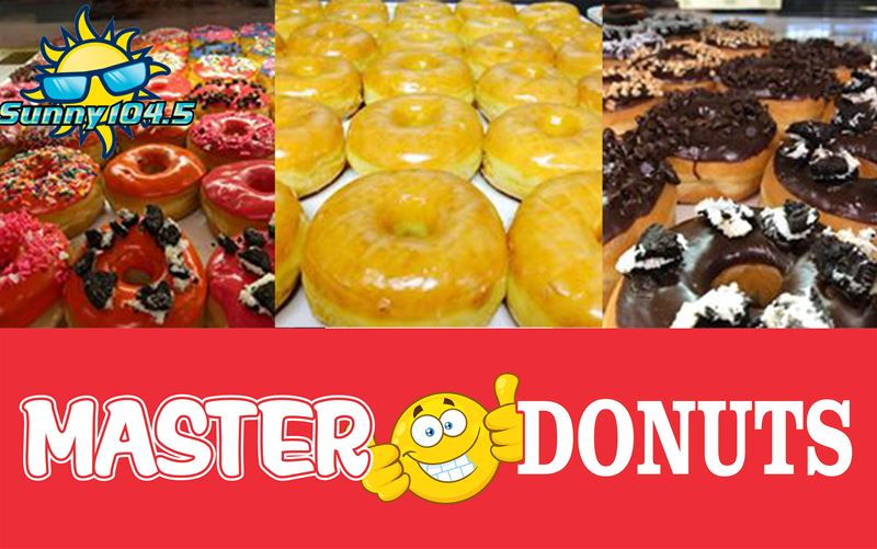 Master Donuts of Rolla Giveaway