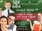 Advanced EyeCare Back to School Contest