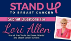 Stand Up to Breast Cancer Event