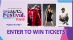 2016 Essence Festival Ticket Contest