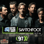 Switchfoot Greenroom