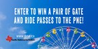 Win PNE Gate & Ride Passes!
