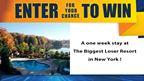 The Biggest Loser Resort Niagara Contest
