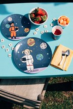 STEM Themed Tableware