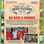 McHenry County's Best Home Garden 2018