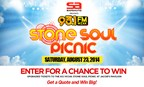 The Stone Soul Picnic Sweepstakes