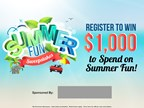 Summer Fun Sweepstakes 2016