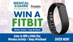 Medical Square Pharmacy's Fitbit Sweepstakes