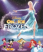 Disney on Ice Frozen Ticket Contest