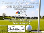 Summer of Golf Giveaway