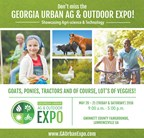 Win tickets to the Georgia Urban Ag & Outdoor Expo