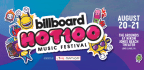 WIN TICKETS TO THE BILLBOARD HOT 100 MUSIC FESTIVA