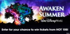 DISNEY - Awaken Summer