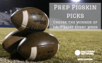 high school football picks week 6