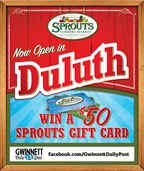 Win a Sprouts gift card