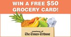 MARKETING: Win Free Groceries!