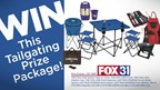 Enter to WIN a FOX31 Tailgating Prize Package!