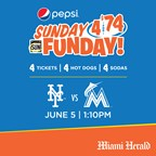 MH-  Marlins Sunday Funday June 5th