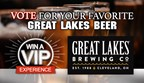 Vote For Your Favorite Great Lakes Beer