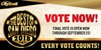 Best of San Diego 2018 Final Vote