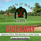 Man O' War Golf Contest