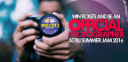 WIN TICKETS AND BE AN OFFICIAL PHOTOGRAPHER AT BLI