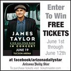 2016 James Taylor Ticket Giveaway