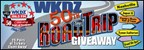 WKDZ 50th Birthday  Road Trip Giveaway!