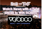 News with a Twist 2016 Voodoo Experience Ticket Co