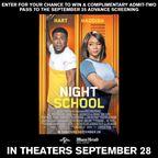MH - NIGHT SCHOOL Screening