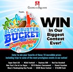 Blockbuster Bucket List Sweepstakes