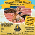 San Diego Festival of Beer • September 22