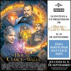 ENH - THE HOUSE WITH THE CLOCK Screening